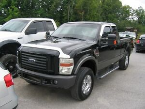 2008 Ford F-250 FX4 OffRoad SuperCab 4x4 Diesel