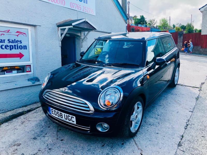 Mini Mini Clubman 16 Chili 5d Cooper 4395 In Plymouth