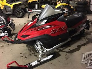 COMPLETE PART OUT 2002 Yamaha Viper 700