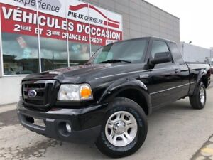 """Ford Ranger 2WD SuperCab 126""""+SPORT+WOW! 2010"""