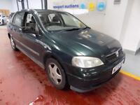 Vauxhall/Opel Astra 1.6i 16v ( a/c ) 2000MY CD
