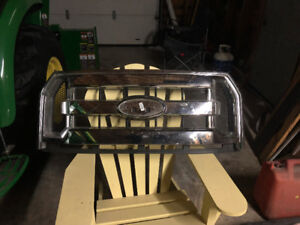New Ford Grill