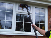 SEPTEMBER SPECIAL WINDOW CLEANING + Free Downspout Clearance