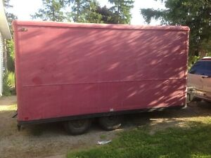 Large Enclosed Dual-Axle Trailer - fully certified and updated Kitchener / Waterloo Kitchener Area image 4