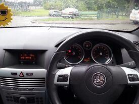 2006 black Vauxhall Astra
