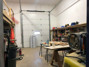 Large Shop + Yard For Lease (ideal for contractor/auto)