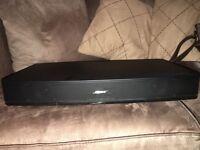 Bose Surround Sound TV Speaker.