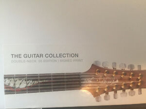 Trading - The Guitar Collection - Double Neck '05 Edition Book