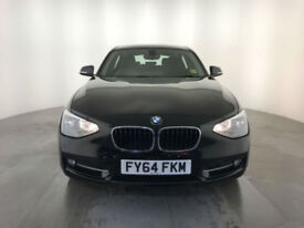 2014 64 BMW 116D SPORT DIESEL 1 OWNER SERVICE HISTORY FINANCE WELCOME PX