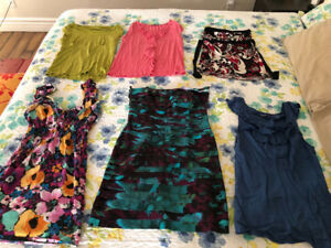 Women's clothes size medium and large