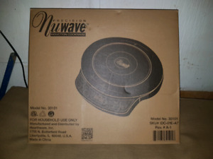 Nuwave Induction Cooker New in box $75OBO