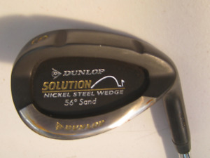 New Sand wedge.