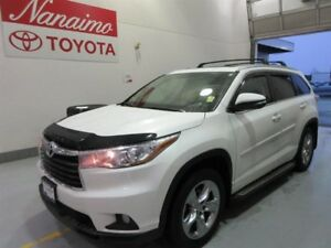 Toyota Highlander AWD 4dr Limited 2015