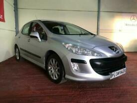 image for 2010 Peugeot 308 HDI SR  ( 30 PER YEAR ROAD TAX) **SAT/NAV**** Hatchback Diesel