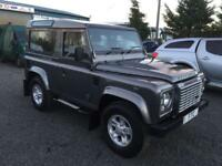 Land Rover 90 Defender 2016 year 2.2TD station wagon XS