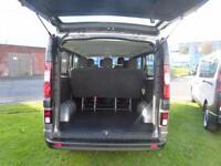2016 16 plate Vauxhall Vivaro BiTurbo 2900 L2H1 Combi start/stop, EU6, 9 Seats