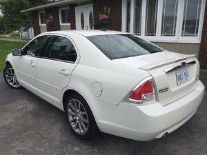 Ford Fusion model SEL low milage & absolutely no rust at all