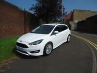Ford Focus 1.0T ( 125ps ) EcoBoost ( s/s ) 2015.25MY Zetec S