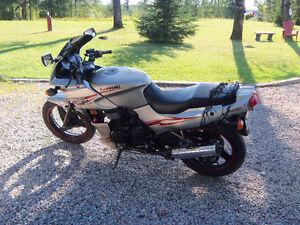2007 Ninja 500