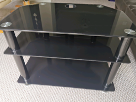 FREE - TV Stand With Shelves