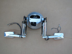 HONDA Headlight and Mounting Ears  HM-44M-S Belleville Belleville Area image 4