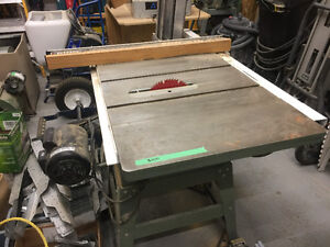 "10"" King Table Saw"