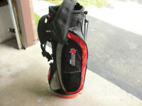 *** AWESOME !!! Molson Canadian Top Flite Golf Bag !! ***
