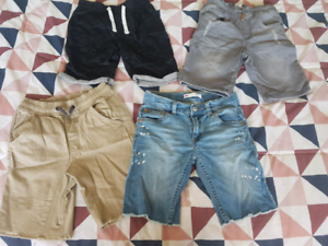 Boys size 7 Shorts bundle X 12