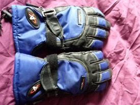 Motorcycle Gloves Size S