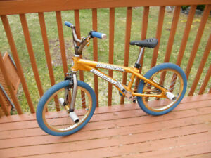 2003 Dragonfly submachine flatland BMX