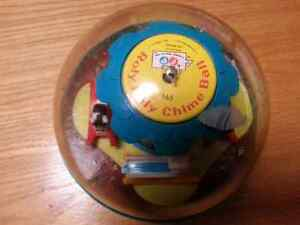 Fisher Price Roly Poly Chime Ball 165