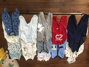 New Born Clothes in excellent condition