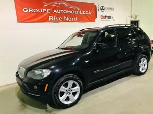 BMW X5 AWD DIESEL / TOIT PANORAMIQUE 2010
