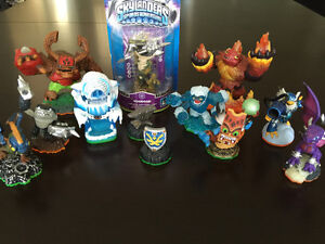 Skylanders Spyro's Adventure Lot of 12 NIB Voodood