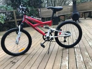 SuperCycle Momentum 5-Speed Kids Mountain Bike ...