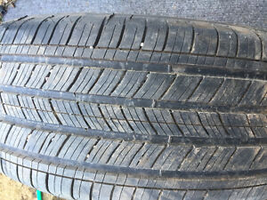 235/55R17 MICHELIN SUMMER TIRES 98%TREAD