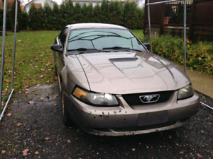Ford mustang v6 3.8l
