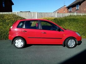 Ford Fiesta, 2002 For Sale