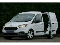 Ford Transit Courier Trend - Euro 6 - Air Con - QI racking - Top condition