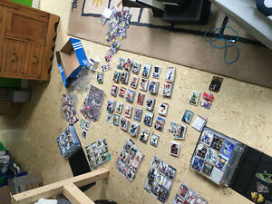 3000 NHL HOCKEY CARDS