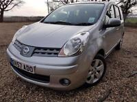 Nissan Note 1.5dCi ( 86ps ) Tekna