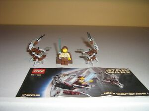 Lego 7203 Star Wars: Jedi Defense I