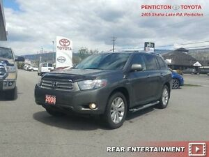 2008 Toyota Highlander Hybrid Limited  - FULL LOAD -  TOUCH SCRE