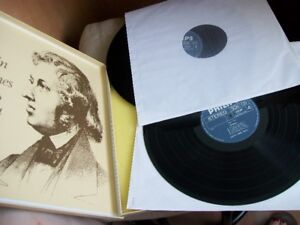 Disque vinyle de Chopin, NEUF