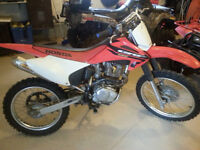 2004 crf230F with ownership $1650 FIRM