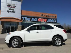 2014 Chevrolet Equinox LS  ACCIDENT FREE, BLUETOOTH/MP3/SAT, EAS