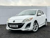 2009 Mazda 3 2.0 Sport [i-Stop] 5dr HATCHBACK Petrol Manual