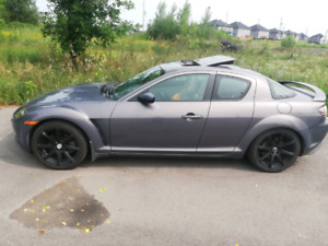 Mazda rx-8 body  6 speed  GT