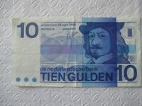 Billets de banque de la HOLLANDE