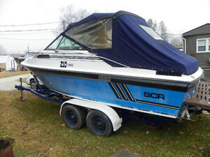 RELIABLE 21 BOAT FOR TRADE FOR YOUR CLASSIC